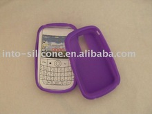 mobile phone silicon case for blackberry 9000