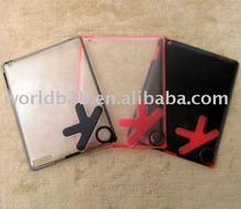 "OK"" TPU & Crystal Hard Case Cover for iPad 2"