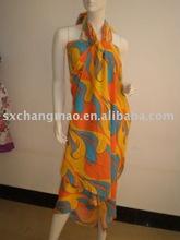 2015 new brand high quality viscose sarong