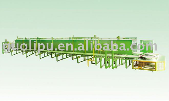PU Mold Automatic Opening and Closing Annular Production Line