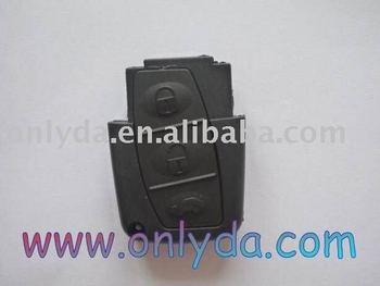 High quality Mazda 3 button remote key blank part Mazda-B09 wholesale + 40% free shipping