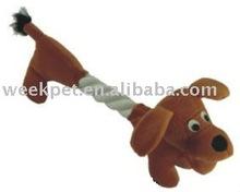Rope Body Plush Animal Toy