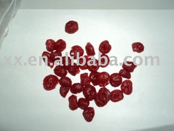 dried cherry fruits