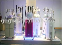 Hot! Stand type Ultrasound fitness equipment Vacuum + cavitation + RF slimminginstrument