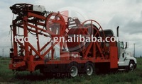 oil Coiled tubing unit