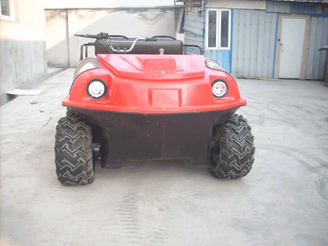 Wild Panther 4 wheel drive atv
