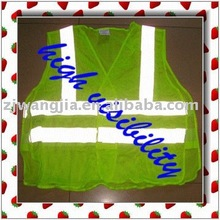60grm mesh reflective high visibility safety vest/middle east country market