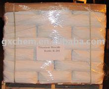 titanium dioxide rutile for paint