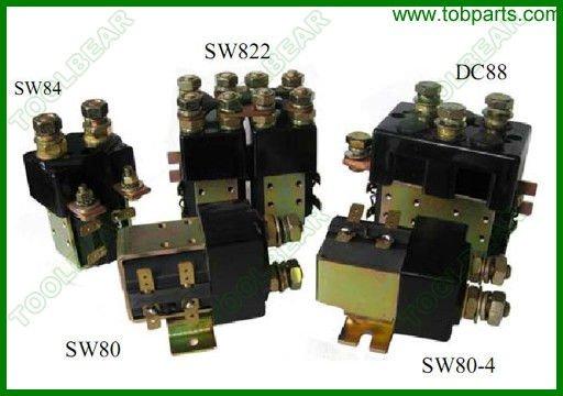 SW80 SW100 sereis DC CONTACTOR