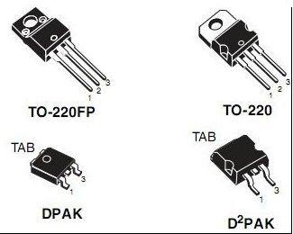 2SD1071 NPN Power Darlington Transistor