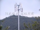 Vertical Axis Wind Generator System