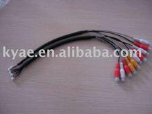 auto stereo wire harness,car audio wire harness,car vedio wire harness