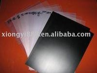 colorful soft PVC sheet