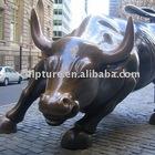bull statue(factory)