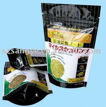 plastic bag for packing pet food