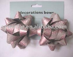 gift wrap ribbon bows