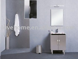 stainless steel bathroom cabinet M518R-II