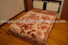 1 ply & 2 ply printed super soft polyester blanket & acrylic blanket