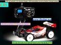 1:16 f1 drift rc carro brinquedos de rádio controle rc buggy 2.4 ghz transmissor lcd