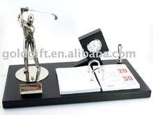 golf calendar set