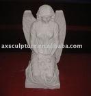 stone angel statue(factory)