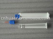 Dual Barrel Syringe of Tooth Whitening Gel