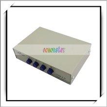 Switch Box New USB 2.0 4 Port Manual Sharing