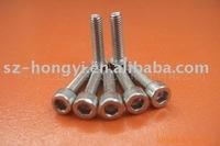Hexagon Socket Thin Head Cap 6 lobe screws