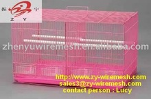 white metal bird cage( best quality , low price , manufacturer & exporter , factory )