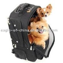 Cardboard dog carrier
