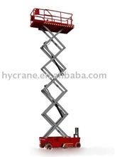 SJY model scissor lift manual