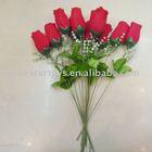 charming, nice valentine rose flower