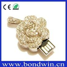 Valentine's Day gift diamond usb flash drive