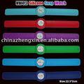 colorido silicone quatz snap relógio do esporte para as crianças