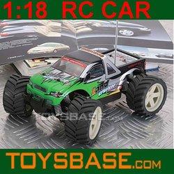 1/18 big wheels rc car & truck