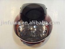 motorcycle lamp for bajaj discover 135,motor body kits
