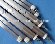 Quartz heater element tube and quartz infared heater elements 20110320