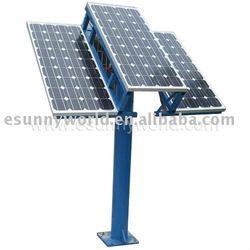 10W solar module