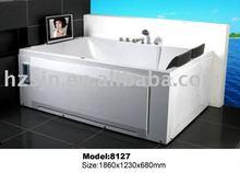 luxurious (Crystal-fowl/8127TV) TV Massage Bathtub