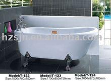 good quality luxury hydromassage bathtub