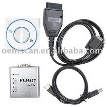 ELM 327 1.5V USB interface diagnostic software elm 327