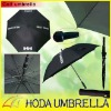 Wind-proof' golf umbrella