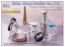 Plastic Color Cosmetic Packagings & Containers