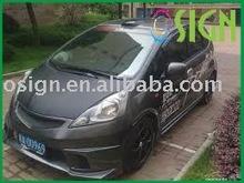 carbon fiber car decals