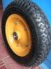 China wheel barrow tyre and tube