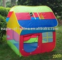 pop up children play house