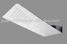 New design Ceiling mounted Stainless steel overhead shower
