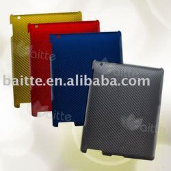 for iPad2 carbon fiber cover
