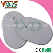 elliptic 45*65mm/52*80mm tens electrode/health care equipment