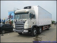 13tons car freezer truck